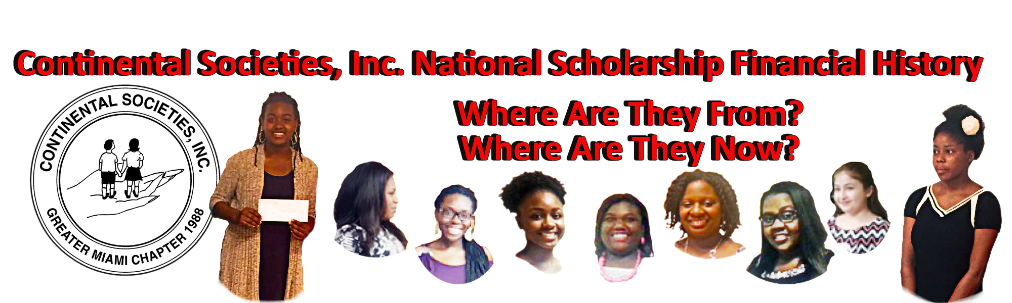 Continental Societies National Scholarship Financial History - Powered by Barrett Information Technologies Inc.